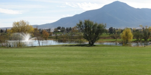 Turquoise Valley Golf Course