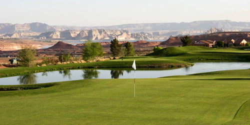 Lake Powell National Golf Course