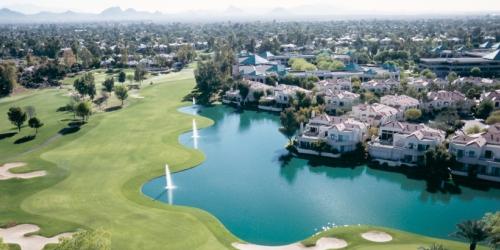 Gainey Ranch Golf Club Arizona golf packages