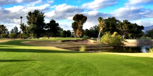 Dell Urich Golf Course