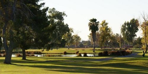 Toka Sticks Golf Course