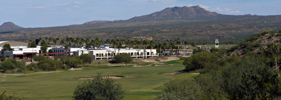Apache Stronghold Golf Course
