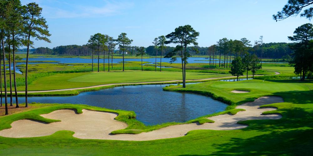 Pam's Maryland Golf Getaway