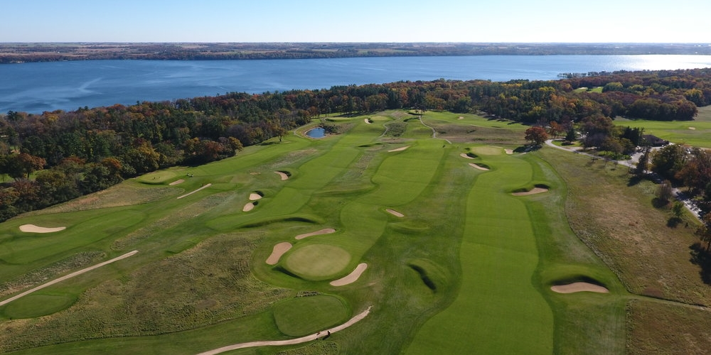 Central Wisconsin - The New Golf Destination
