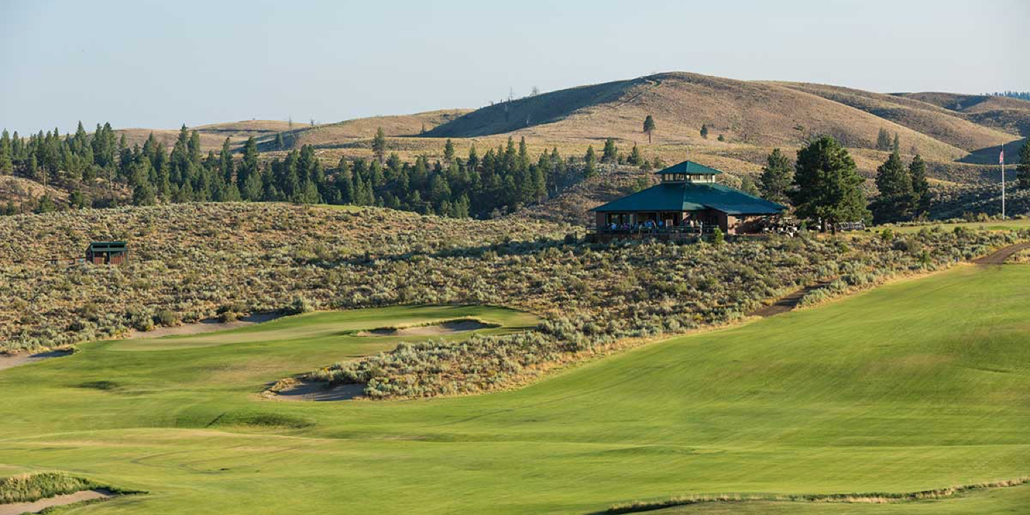 Golf Resort Overview: The Retreat, Links & Spa at Silvies Valley Ranch