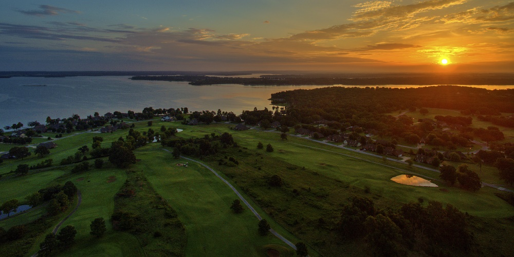 Patricia Island in Oklahoma Features Memberships with Unparalleled Amenities