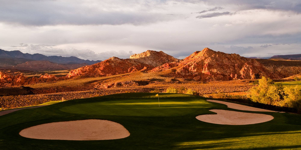 Red Rock Golf Trail in St. George, Utah Features 10 Courses in a 10-mile Radius