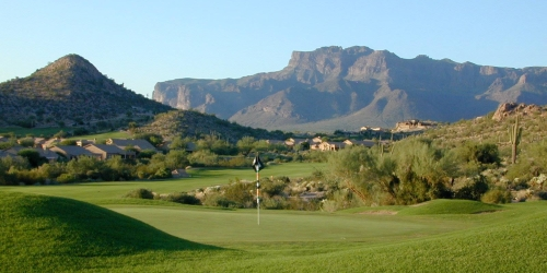 Arizona Golf Trails